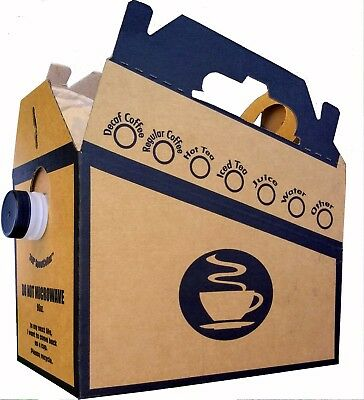 The Barista Box Joe to Go Portable Coffee to Go Server w/ 360 Spout (25 x 96oz)