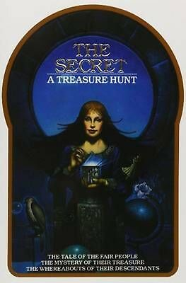 The Secret Book : A Treasure Hunt by Byron Preiss Paperback