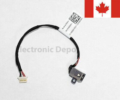 New Dell Inspiron 11-3000 3147 3152 3153 3157 DC Jack Cable 0JCDW3