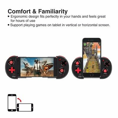 iPEGA PG-9087 Bluetooth Wireless Game Controller Gamepad for iOS Android Windows