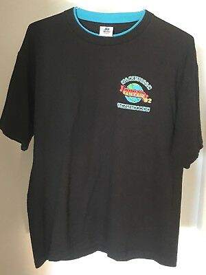 Nashville Tennessee Country Music Fan Fair 92 1992 T Shirt Size L RARE