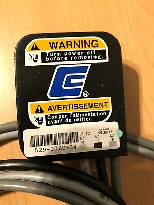 Copeland Compressor  529-0060-24 Power Cable with Molded Plug. New