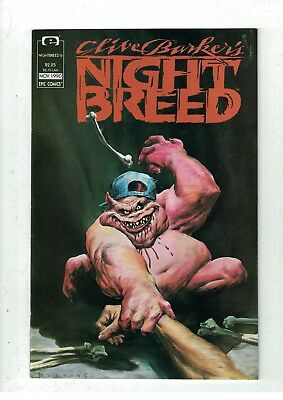 Clive Barker's Nightbreed #6 VF/NM