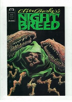 Clive Barker's Nightbreed #7 VF/NM