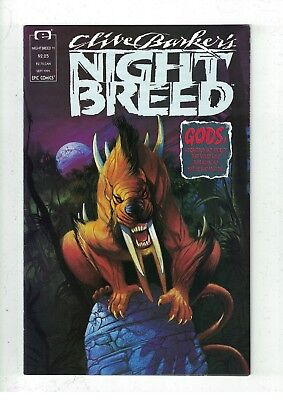 Clive Barker's Nightbreed #11 VF/NM
