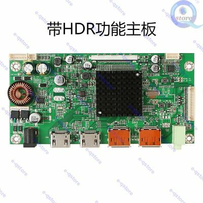 2 HDMI + 2 DP Controller Driver Board Kit for 3840×2160 4K EDP M270QAN01.0 PANEL