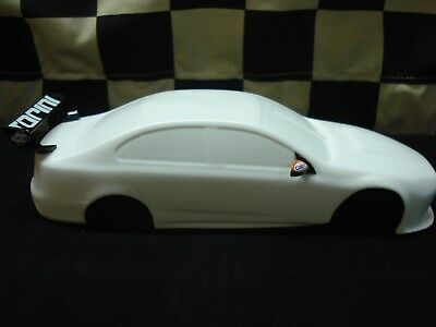 Ford V8 supercar FG-X Resin cast body,spoiler and mirrors. 1/32 fit FG chassis.