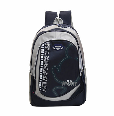 UK Waterproof Outdoor Sports Backpack Travel Hiking Camping Rucksack Bag New