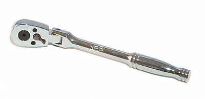Aircraft Tools  New I/4 Drive Hi Lok Flexible Ratchet For Sheetmetal Workers