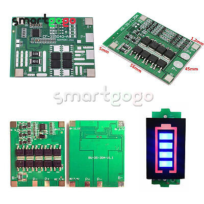 3S 12V 12A/25A/30A 18650 BMS Li-ion Battery PCB Protection Board BSG