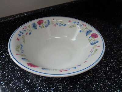 Bhs Priory Large Fruit / Serving Bowl