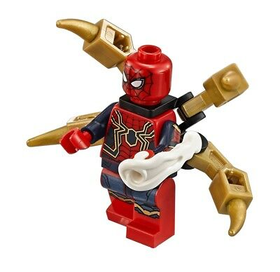LEGO® - Minifigs - Super Heroes - sh510 - Iron Spider-Man (76108)