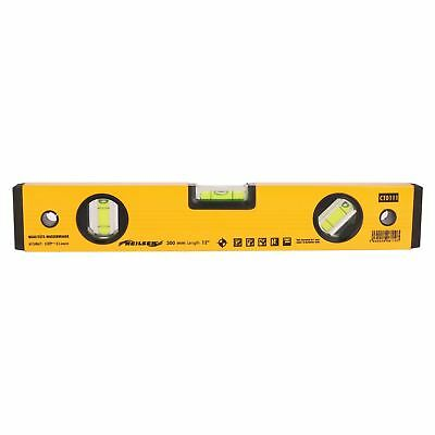"12""/300mm Aluminium Scaffolding Builders Spirit Level Handheld Straight Levels"
