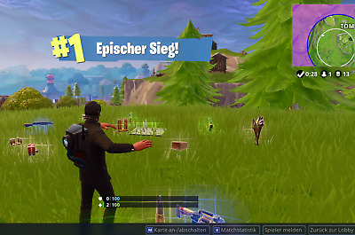 Fortnite Screenshot Machen