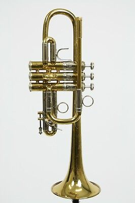 D Trumpet Bach Stradivarius D236 with user marks/CHEAP