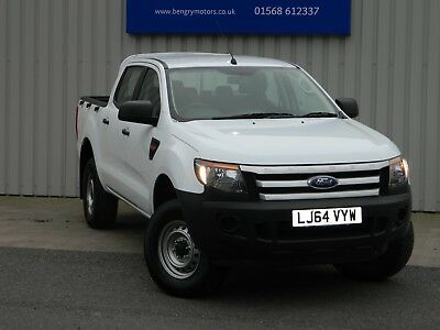 241d3cd294e 2014 FORD RANGER DOUBLE CAB XL 2.2TDCi 4x4 Pick Up - £13