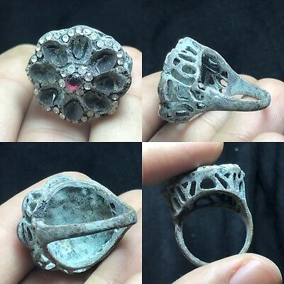 Wonderful Old Ancient Queen'S Rare Ring