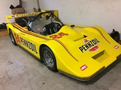 Sports Racer/Can Am Car