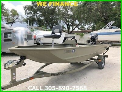 2014 Tracker Grizzly 1754! 20 Hours! Like New!
