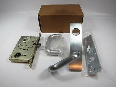 Old Sargent 77 Commercial Industrial Mortise Lock Case Parts or Repair USED