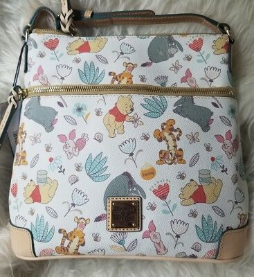 Disney Dooney and Bourke Winnie the Pooh Crossbody letter carrier Disney World
