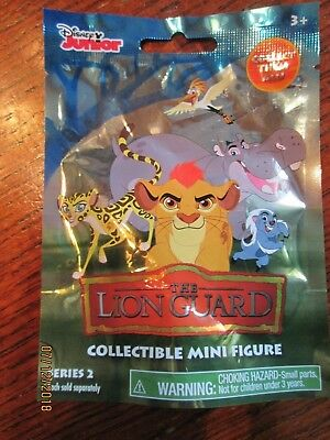 NEW Disney Lion King Guard Blind Bag Figure Toy Series 2 ZAZU