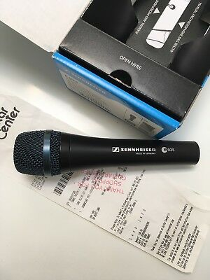 Sennheiser E935 Dynamic Cable Professional Microphone