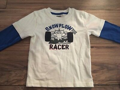 NWT Boy/'s Gymboree King Cool blue long sleeve shirt ~ 6-12 months FREE SHIPPING