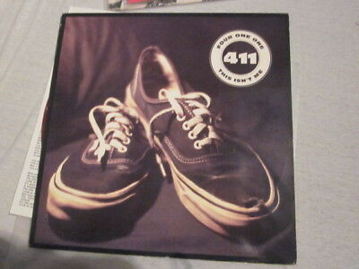411 lp no for answer speak 714 gorilla biscuits youth of today judge bold ssd