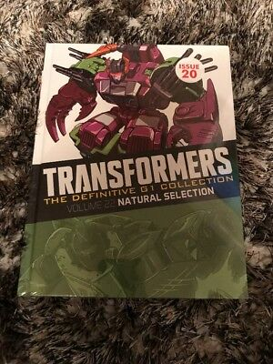 TRANSFORMERS - The Definitive G1 Collection - ISSUE 20 - NEW