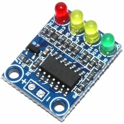 LC Technology 3.7V Battery Level Indicator Module LED BI-3V7 Flux Workshop