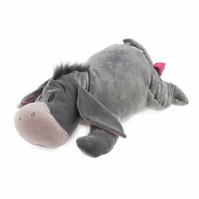 Disney Eeyore Cuddleez Large Plush New with Tags
