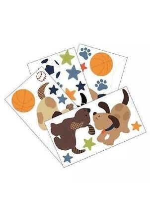 Lambs & Ivy Bow Wow Dog Stickers