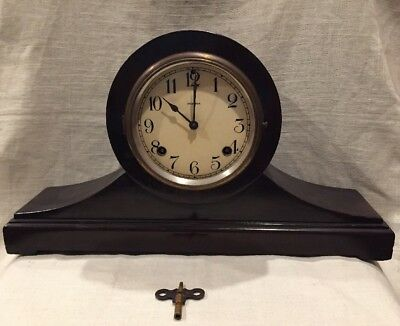 Vintage Mantel ANSONIA CLOCK CO. NEW YORK, Parts/Not working