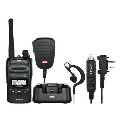 GME TX6160 5W UHF Transceiver Kit with GEN GME WARR