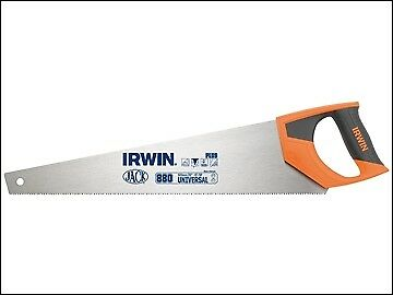 IRWIN Jack 880 UN Universal Panel Saw 500mm (20in) 8tpi JAK880UN20