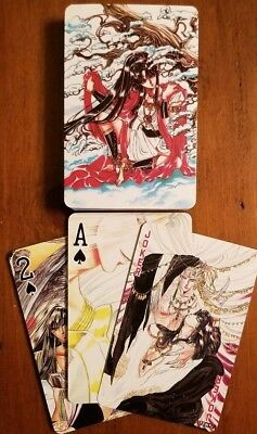 Clamp RG Veda Collectible Playing Cards