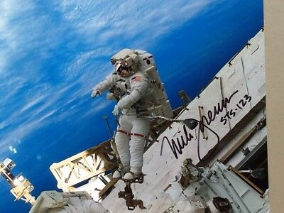 Mike Foreman STS-123 Astronaut Mike Foreman Signed - EVA