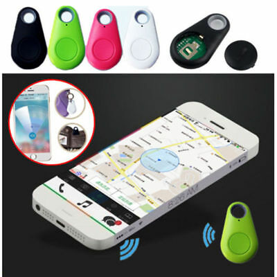 Kids GPS Anti-lost Bluetooth Tracer Locator Smart Finder Tracker Keychains DS