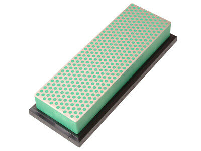 DMT Diamond Whetstone 150mm Plastic Case Green 1200 Grit Extra Fine DMTW6EP