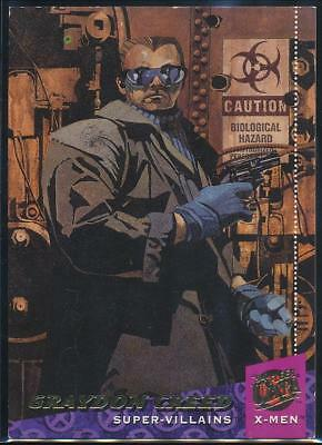 1994 X-Men Ultra Trading Card #87 Graydon Creed