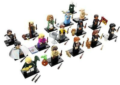 LEGO Minifigures Harry Potter Set of 16 Figures 71022 NEW COMPLETE PACKETS