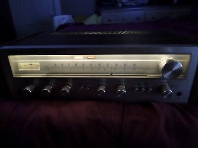 Pioneer Stereo Receiver SX-550. Works and sounds great.