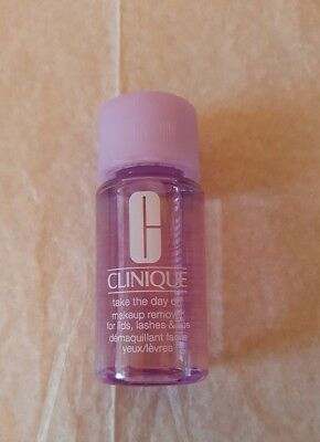 Clinique Take The Day Off Makeup remover ~ Make-up Entferner Augen & Lippen 30ml