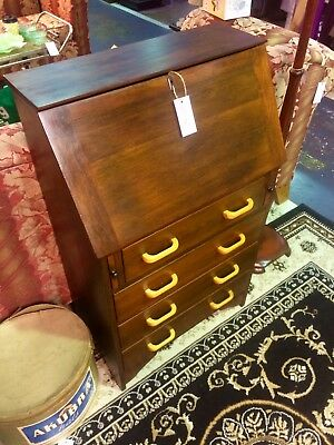 Art Deco Writing Bureau