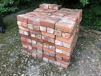 Reclaimed Imperial Wire Cut House Bricks x 340