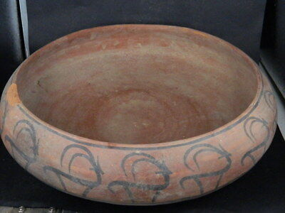 Ancient Huge Size Teracotta Painted Pot With IBex Indus Valley 2500 BC #Ik486