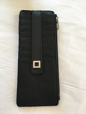 Lodis Exclusive Artemis Credit Card Stacker - Black - New