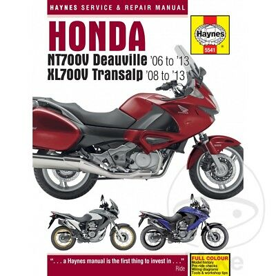 honda nt 700 va b deauville abs 2011 2 750 00 picclick uk rh picclick co uk