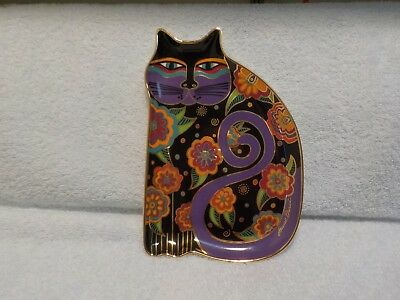 Royal Doulton Feline Fantasy By Laurel Burch 1995 Collector Plate